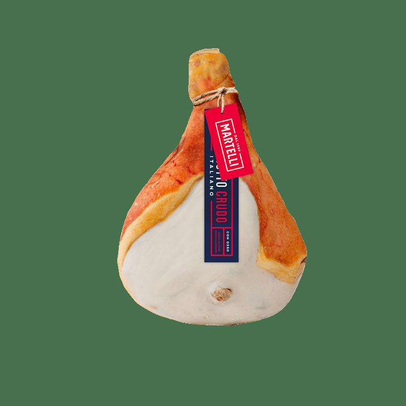 prosciutto crudo italiano