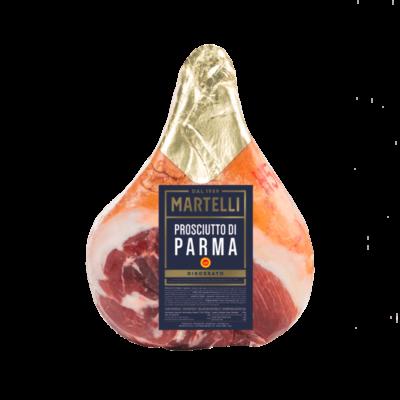 Prosciutto crudo di Parma disossato pressato
